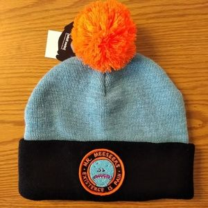 Other - POM Adult Swim Rick and Morty Mr. Meeseeks Beanie 74d9b6a05dee